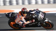 Men in black in Valencia: carbon and other winter test stories
