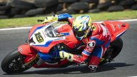 "SBK: Bautista: ""This Honda seems like a 2-stroke, I have to get used to riding it"""