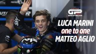 """Moto2: Luca Marini: """"Getting in the MotoGP in 2021 is more difficult now"""""""