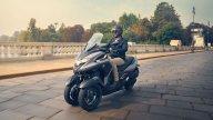 Moto - News: Yamaha annuncia il prezzo del Tricity 300, primo vero rivale dell'MP3