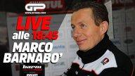 SBK: LIVE - Marco Barnabò ospite della diretta alle 18:45 su GPOne