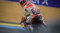 """MotoGP: Marc Marquez: """"Sul bagnato non mi sono scordato di come si guida la Honda"""""""