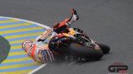 Magic Marquez a Le Mans come Sisifo: non mi arrendo, dunque sono