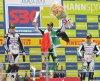 Moto - News: SBK: Max Biaggi, prova di forza a Monza!