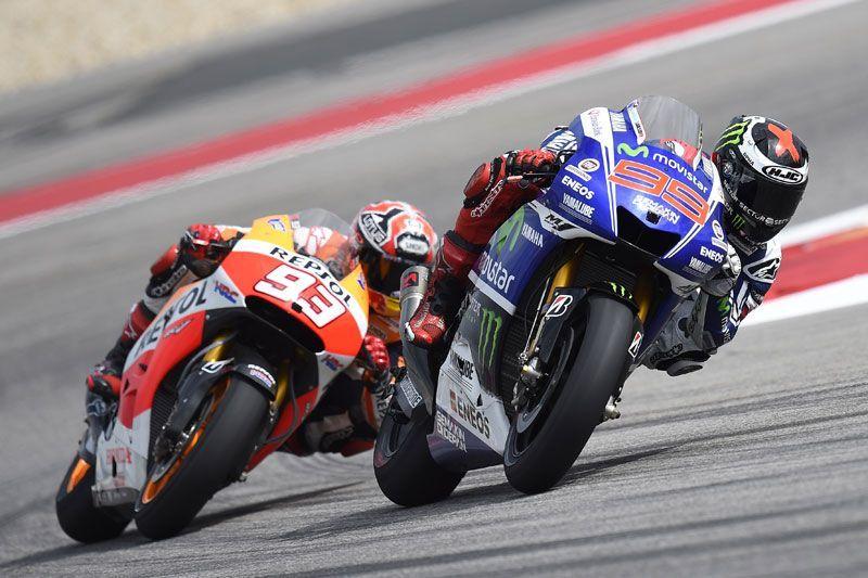 MotoGP, GP di Argentina: Marquez l'unico bersaglio