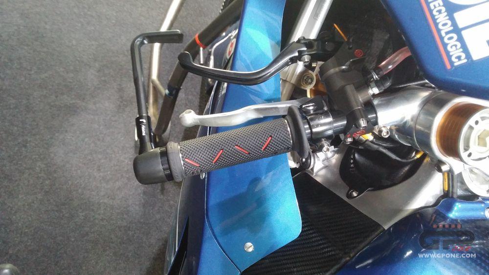 Moto2, Pasini frena solo... a sinistra | GPone.com