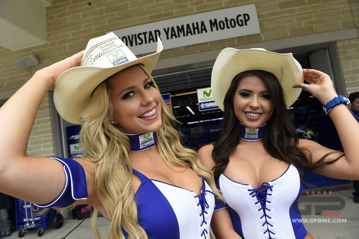MotoGP, Umbrella girlz del GP del Texas | GPone.com