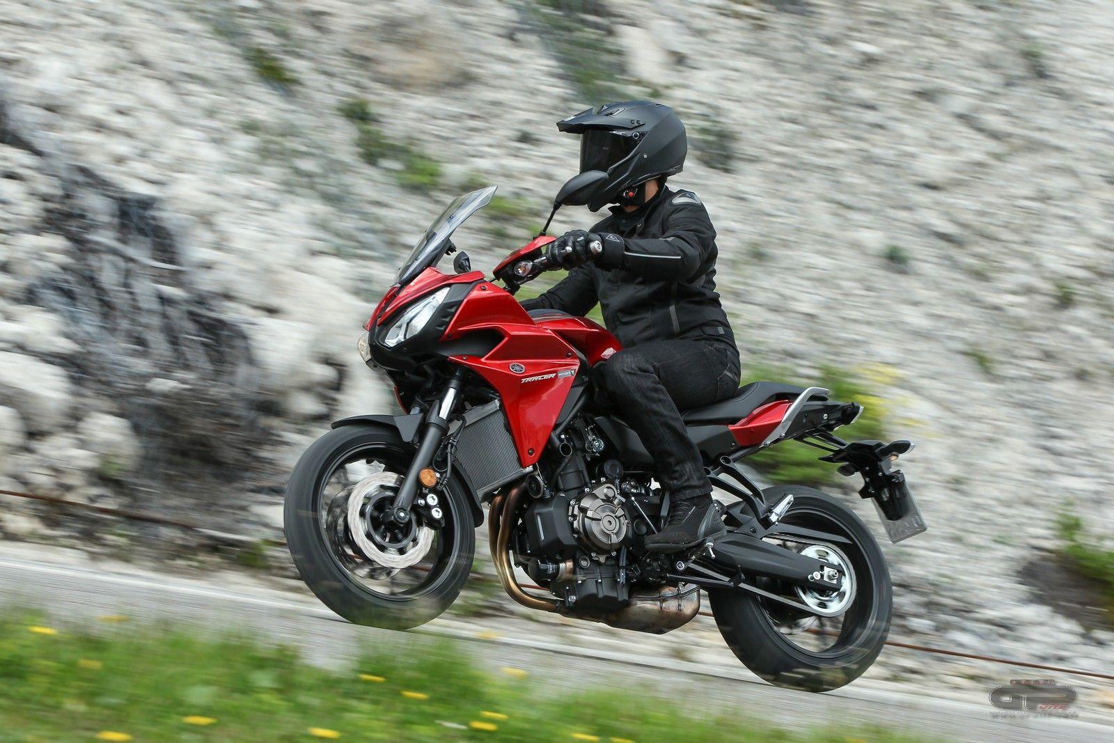 Test yamaha tracer 700 media superiore for Yamaha tracer 700