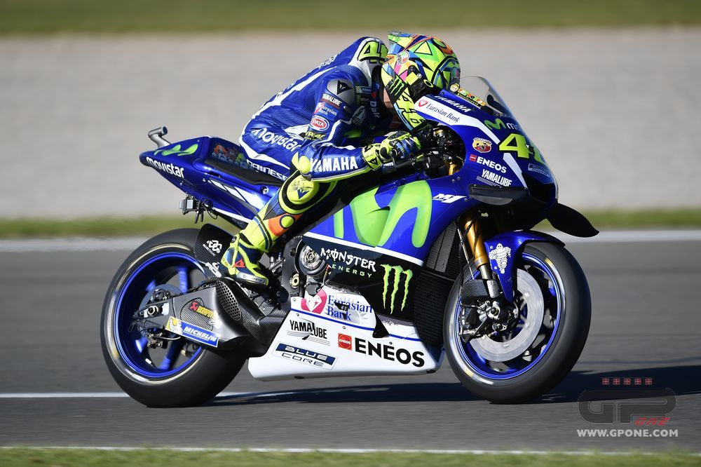 MotoGP, Rossi: M1 2017? the frame is good, the engine's bad | GPone.com