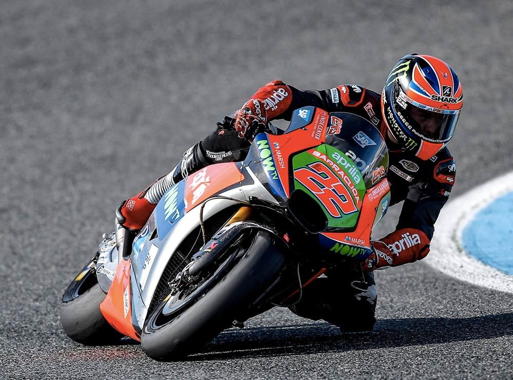 MotoGP, Aprilia: after the Jerez test we're optimistic about 2017 | GPone.com