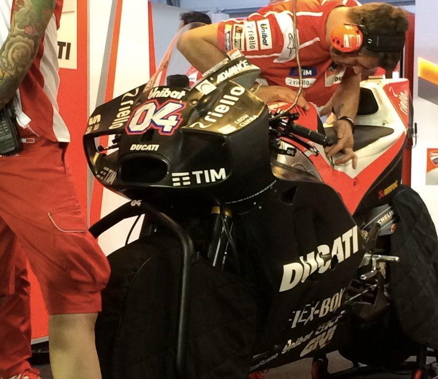 MotoGP, Lorenzo: 8° tempo? ho usato solo gomme dure