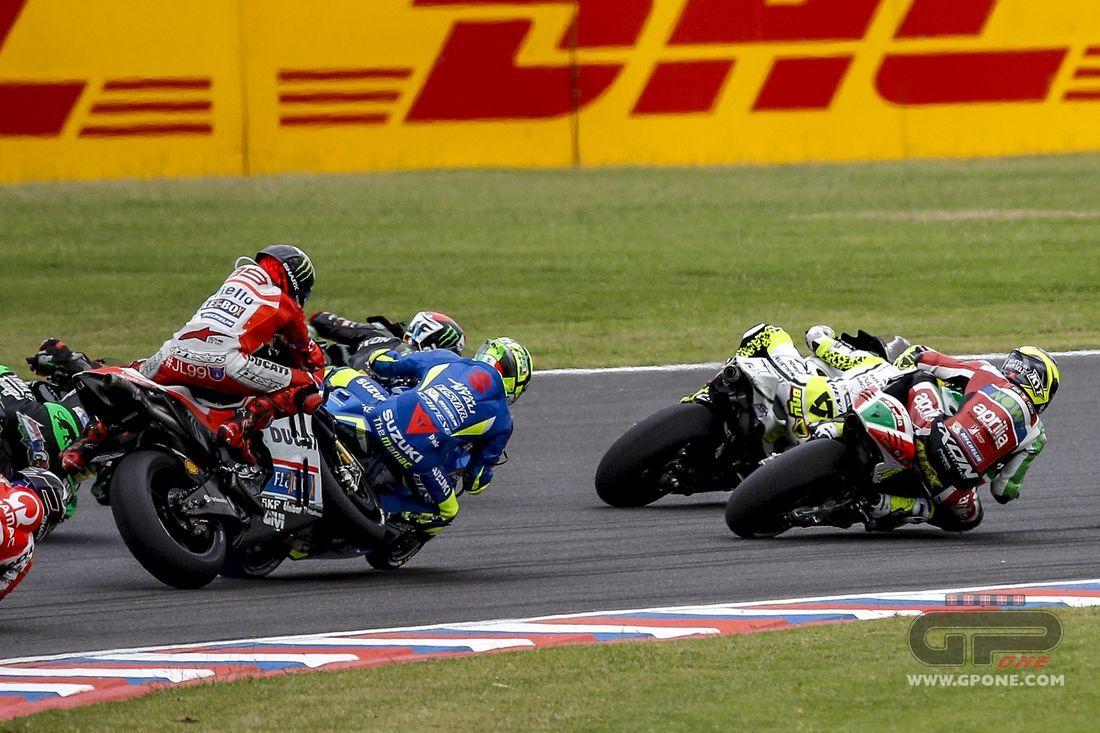 [MotoGP] Argentine Ducati-crash