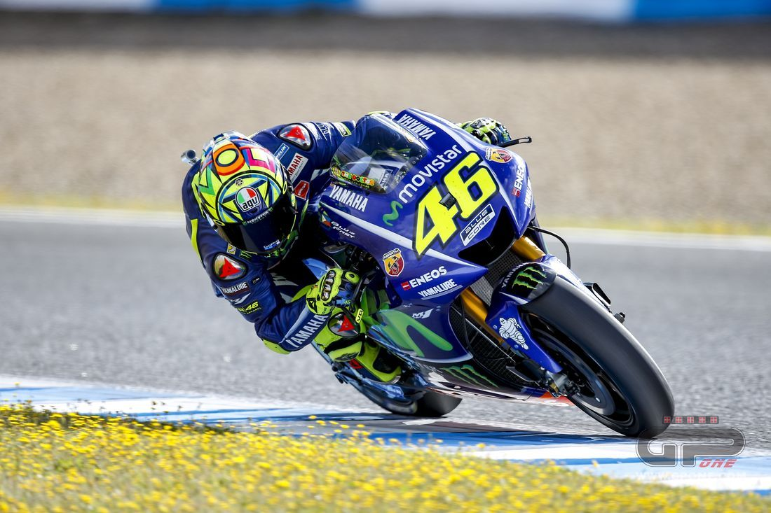 MotoGP, Valentino Rossi: The Hondas worry me | GPone.com