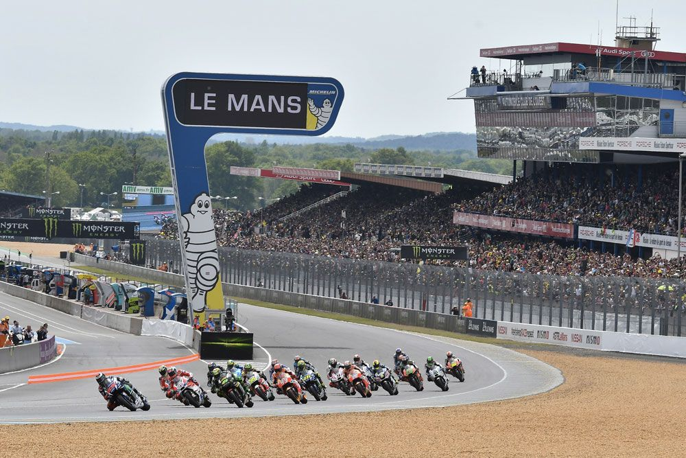 motogp michelin tyres optimised for le mans. Black Bedroom Furniture Sets. Home Design Ideas