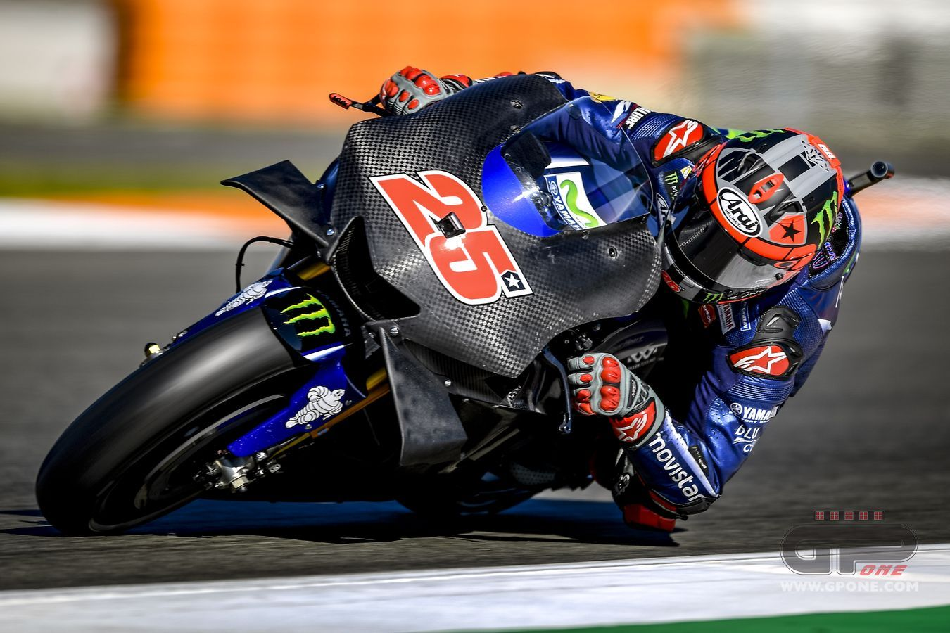 motogp the yamaha flies with vinales and zarco at valencia rossi 4th. Black Bedroom Furniture Sets. Home Design Ideas