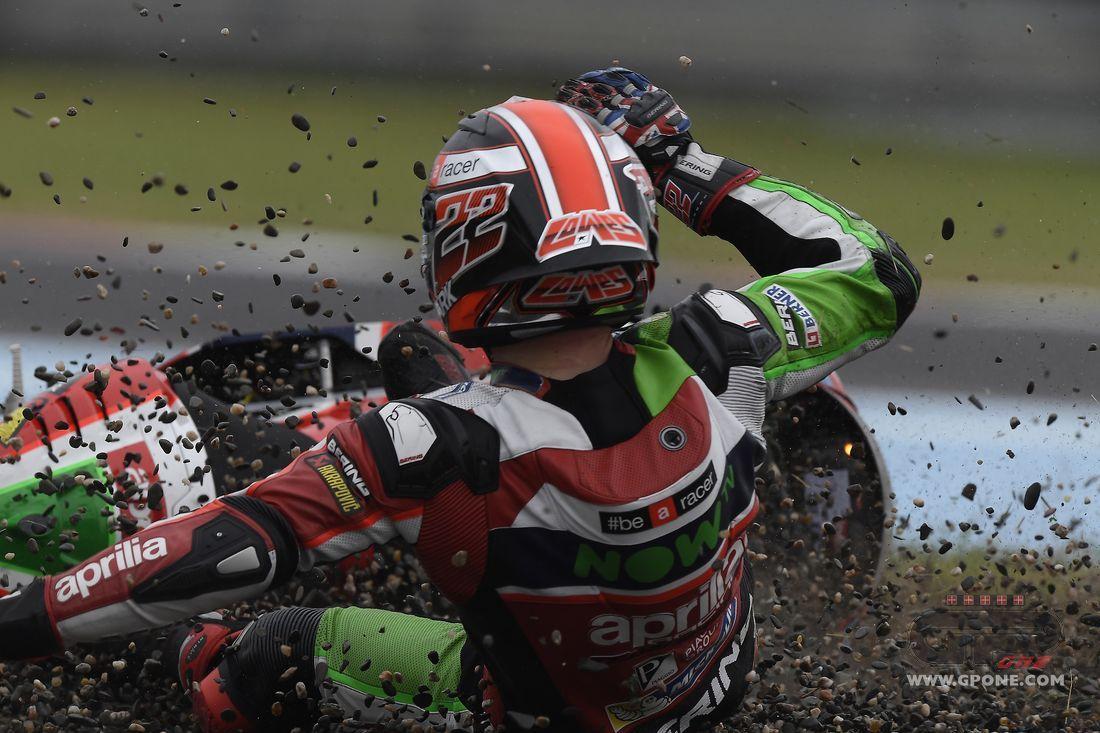 MotoGP, Lowes beats Marquez... in terms of crashes   GPone.com