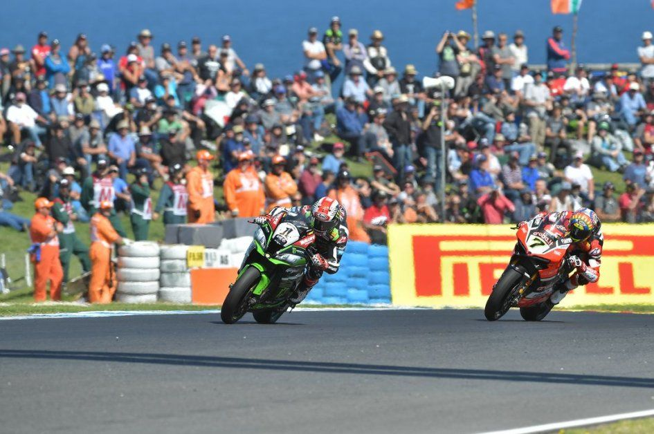 Sbk Dortmund sbk winning at phillip island almost means pocketing the title