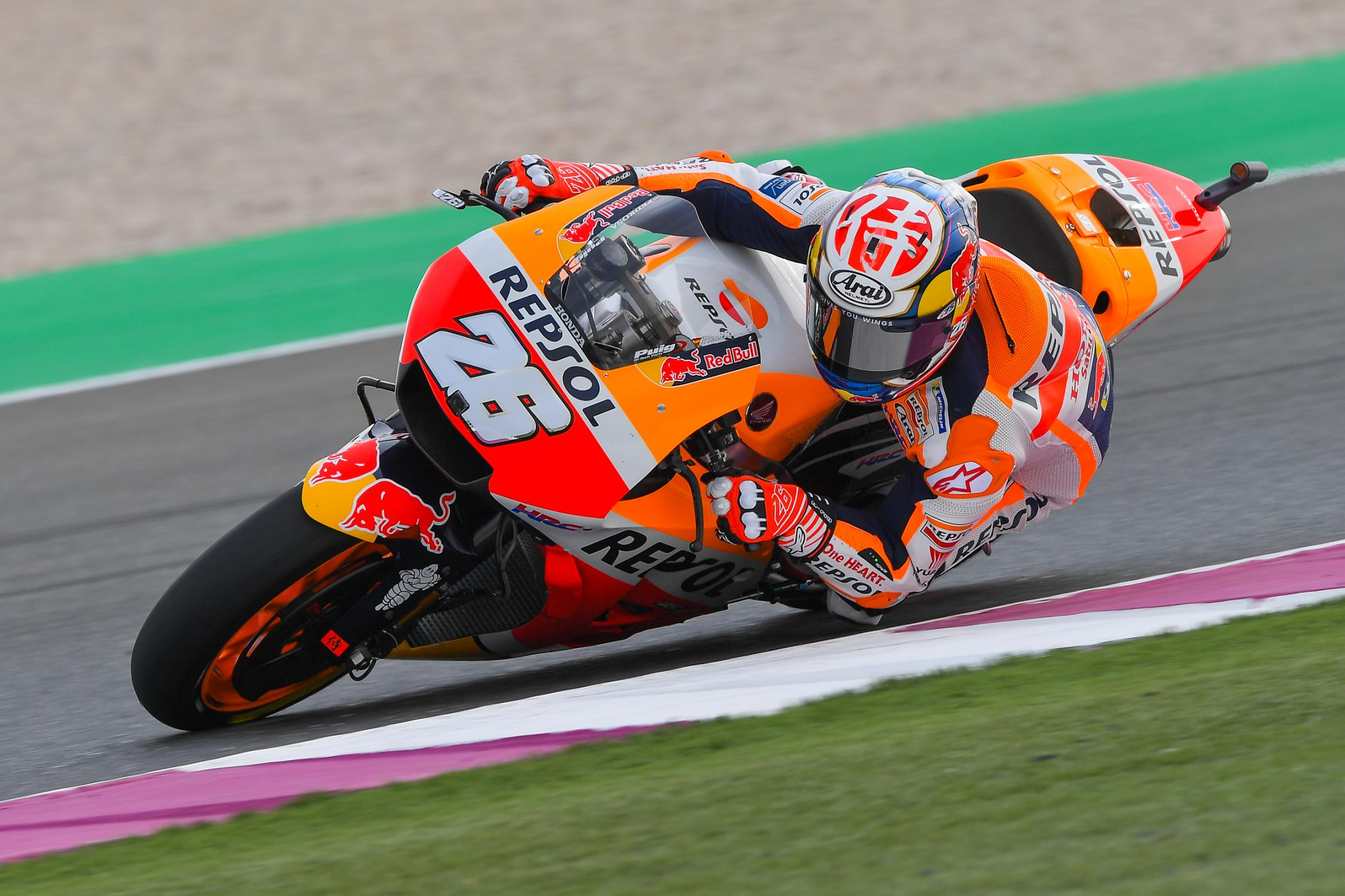 MotoGP, Pedrosa: Tyre choice will be fundamental | GPone.com