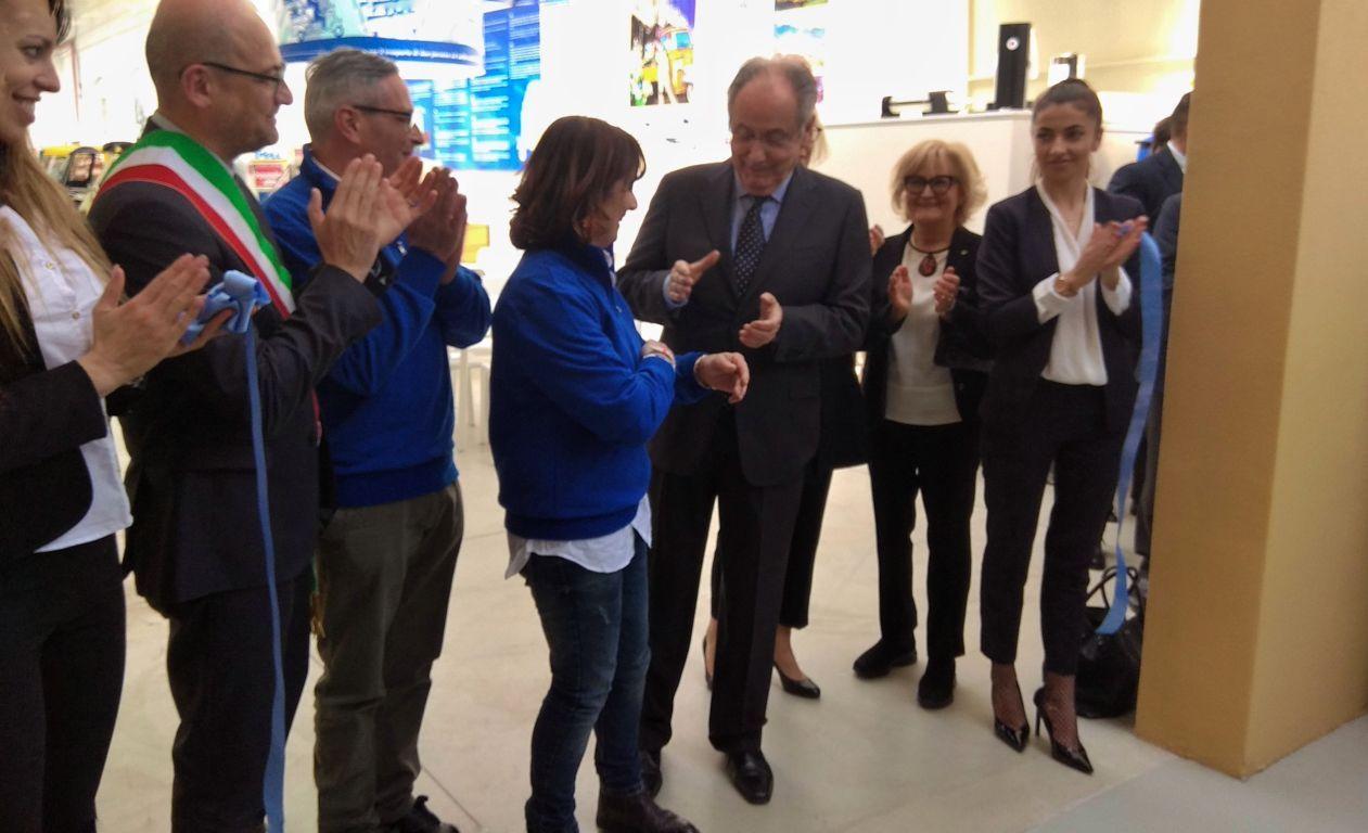Museo Piaggio, inaugurata la nuova ala a Pontedera