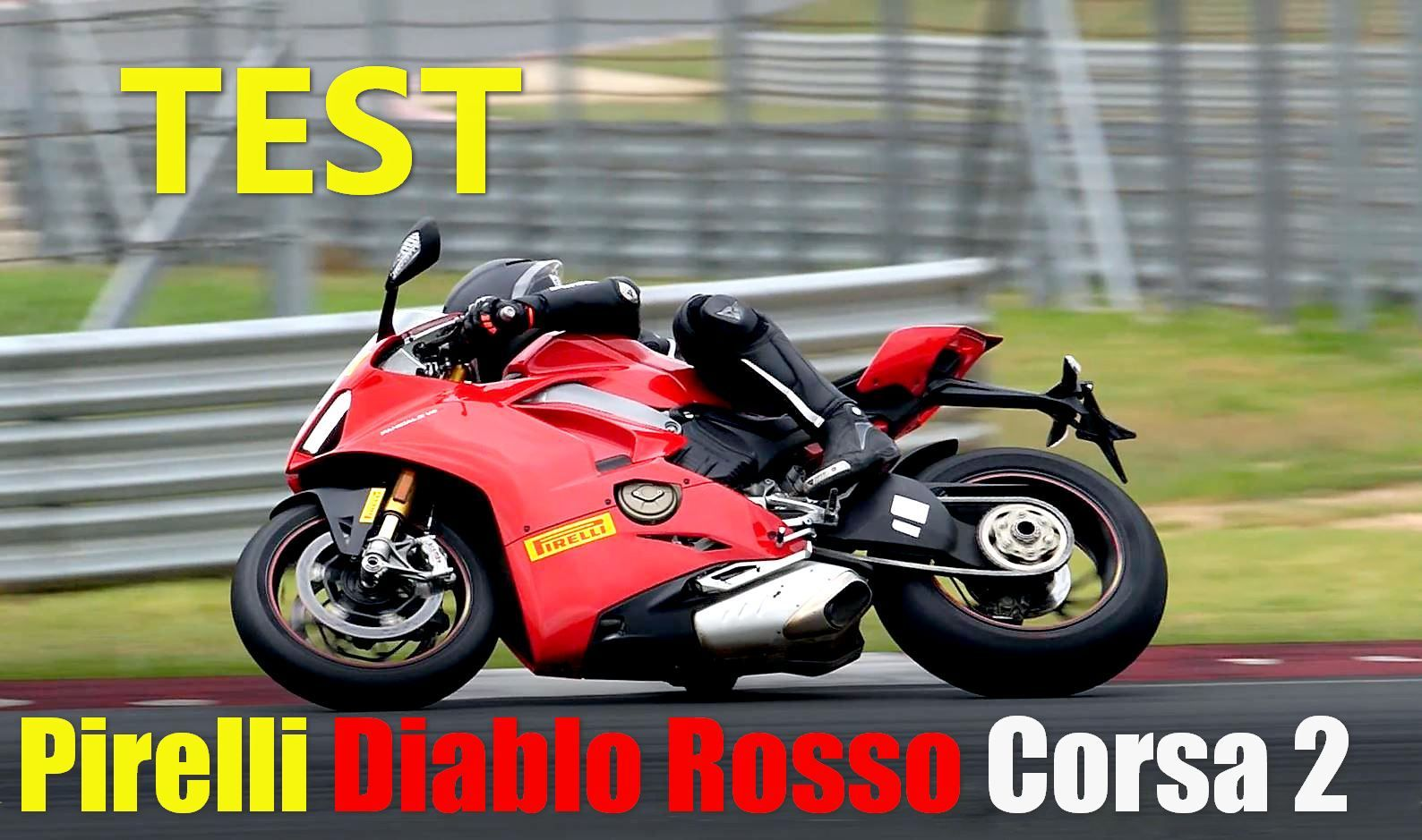 test pirelli diablo rosso corsa 2 test su strada ed in. Black Bedroom Furniture Sets. Home Design Ideas