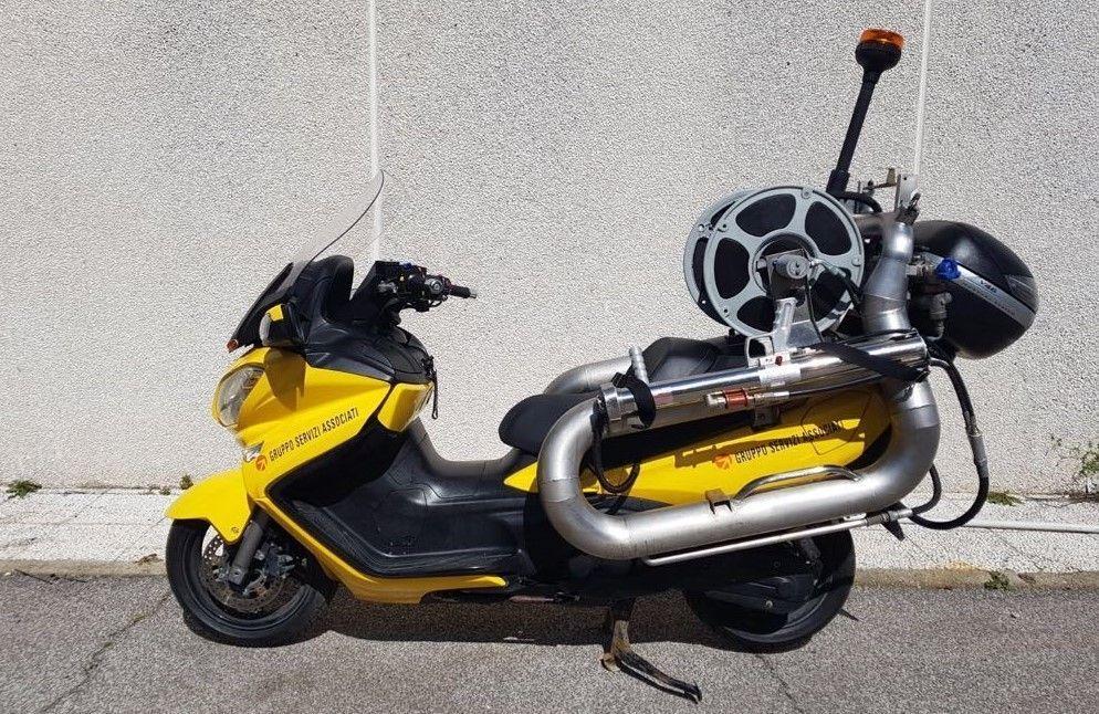 Scooter estate di fuoco ci pensa il suzuki burgman 650 for Sinonimo sfruttare