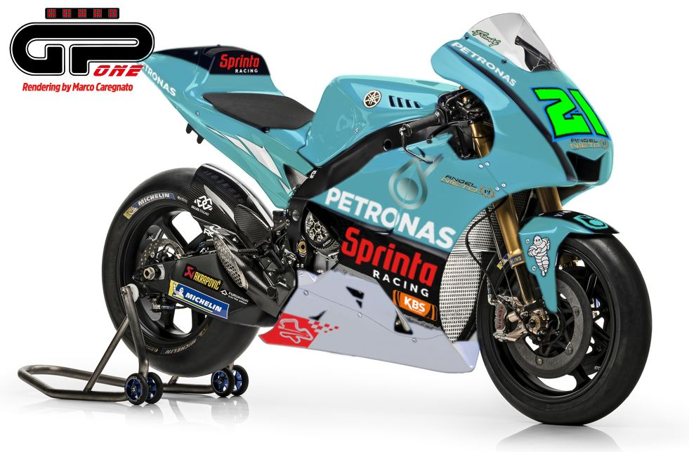 Motogp The Battle Is On For Team Sic S 2nd Yamaha Gpone Com