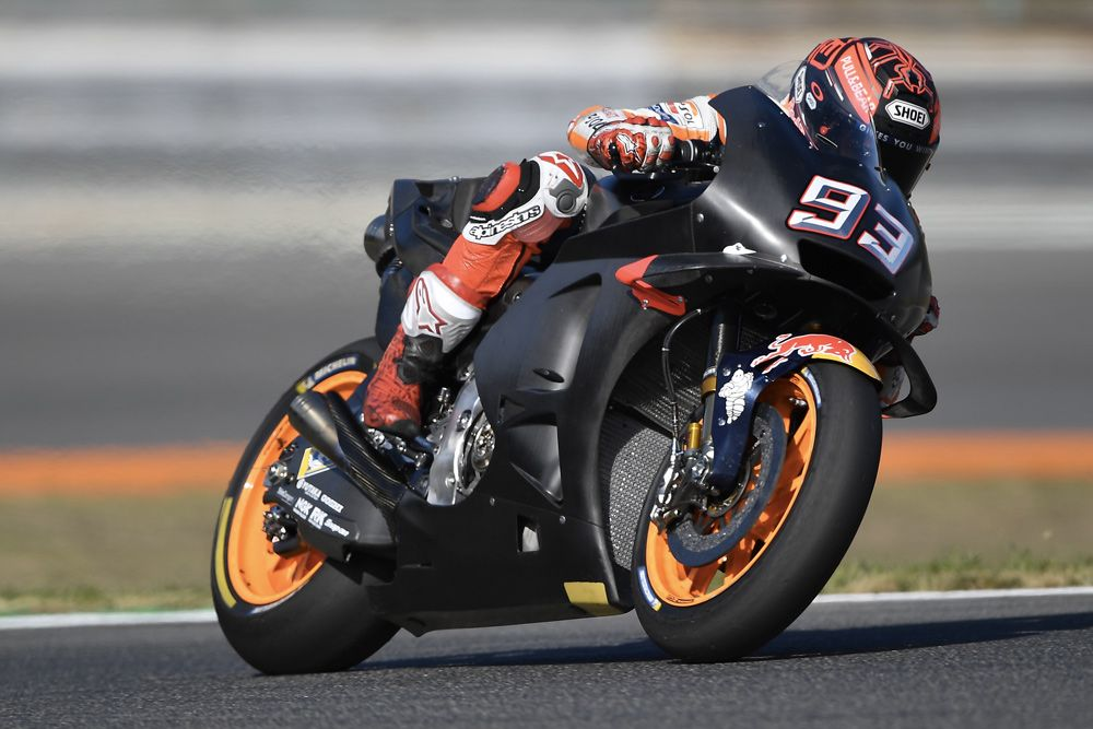 MotoGP, Honda, 2019 technical tests with Marquez at Misano | GPone.com