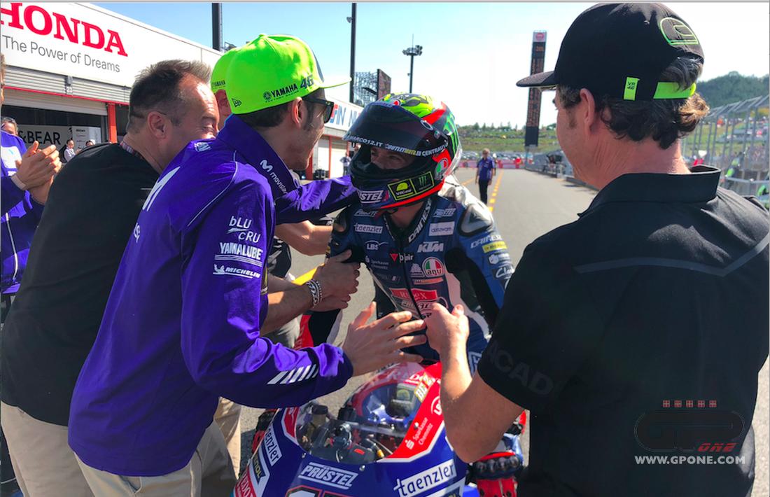 Moto2, Bagnaia campione del mondo a Sepang
