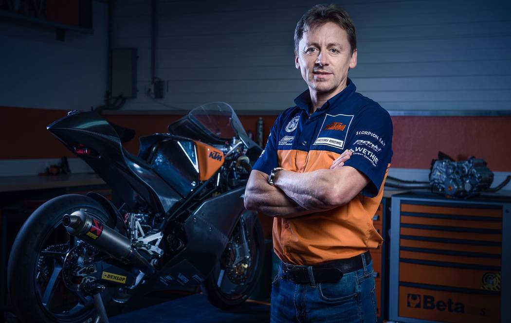 MotoGP, Mike Leitner: KTM doesn't see the benefit of aerodynamics in our sport