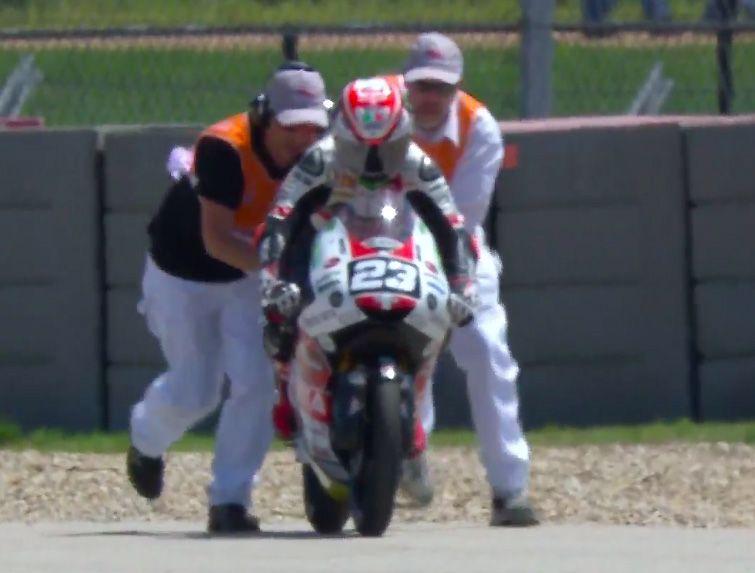 Moto3, Austin: Prove 2, Romano Fenati si conferma