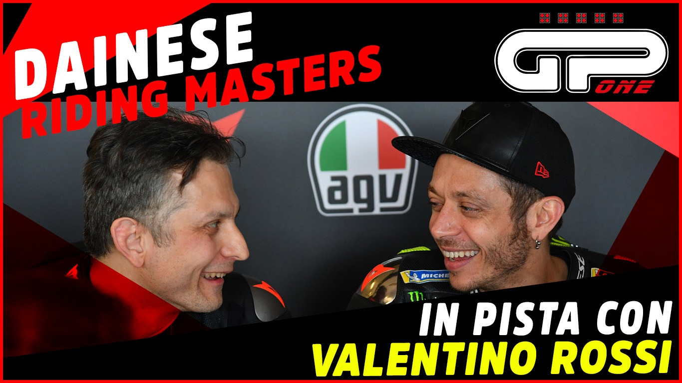 MotoGP, On track at Misano with Valentino Rossi as instructor: this is how it feels!