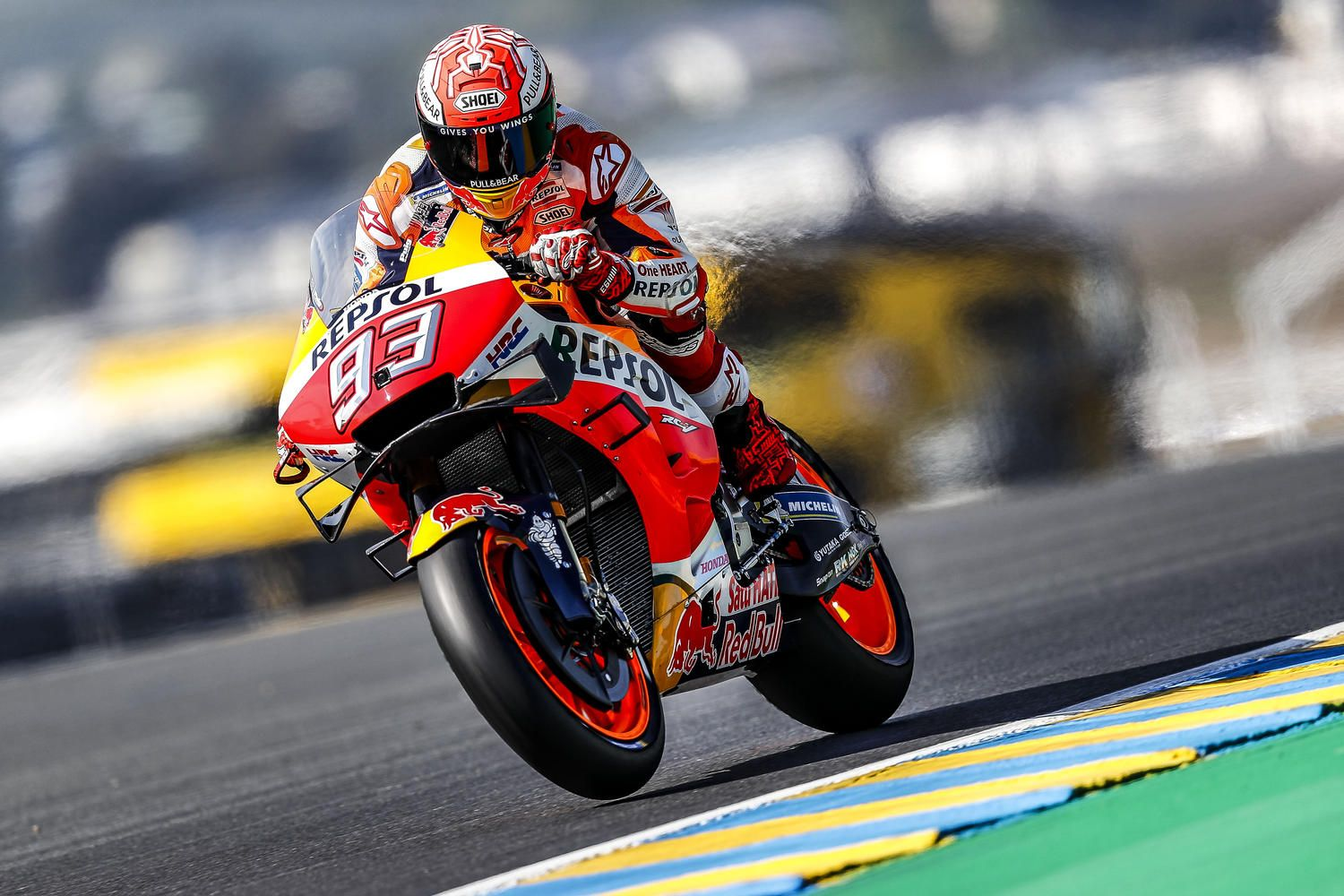 """MotoGP, Marquez: """"I win in a new way, thanks to a more powerful Honda."""""""