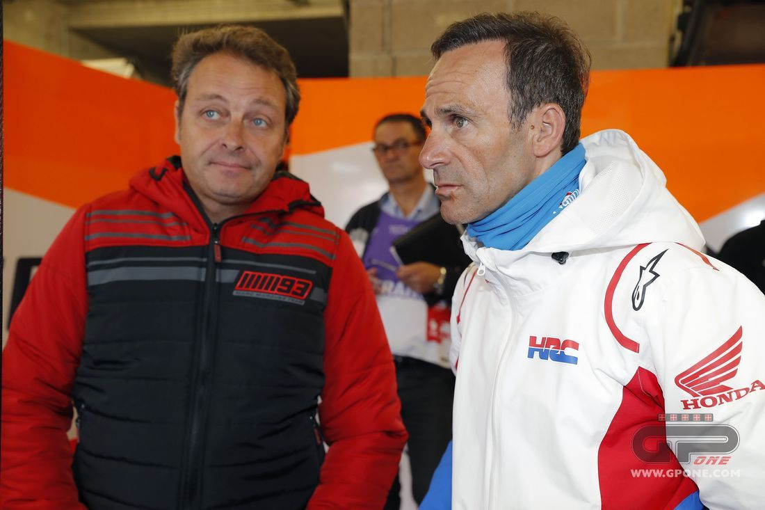 MotoGP, Alzamora tempts Ducati with Alex Marquez, thinking of Marc's future!