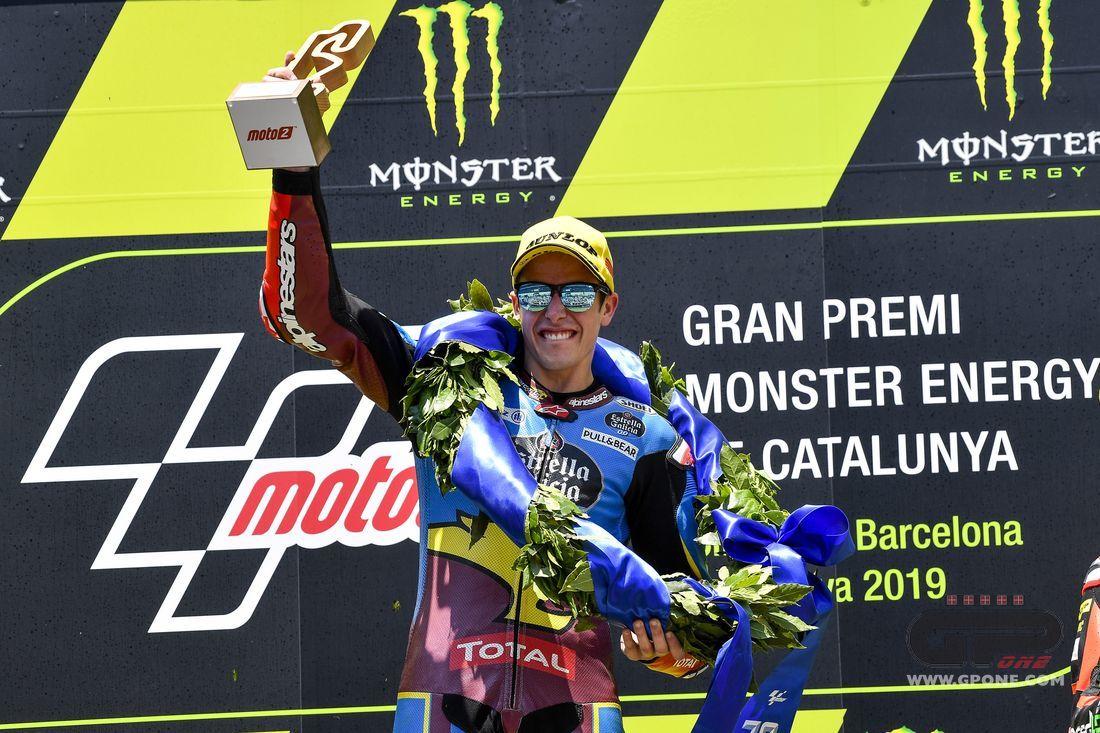 """Moto2, Alex Marquez: """"MotoGP? I can wait until 2021"""""""
