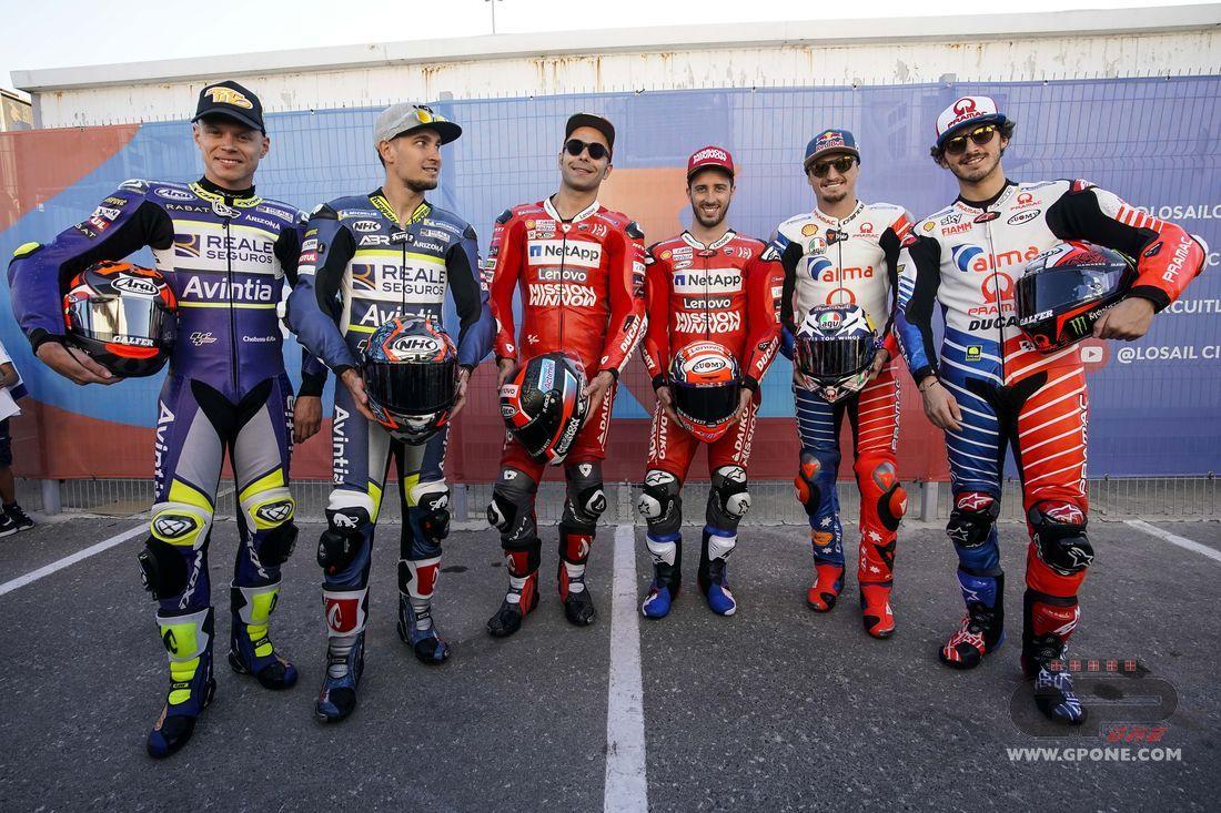 MotoGP, Ducati confirms Petrucci and fields four factory bikes