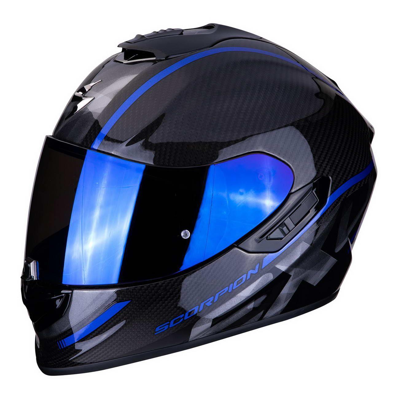 news prodotto scorpion exo 1400 air carbon il casco gt dal look racing. Black Bedroom Furniture Sets. Home Design Ideas