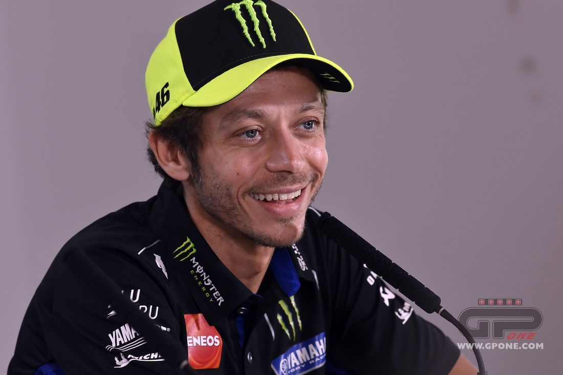 """MotoGP, Rossi: """"Quartararo is pushing us to give the max"""""""