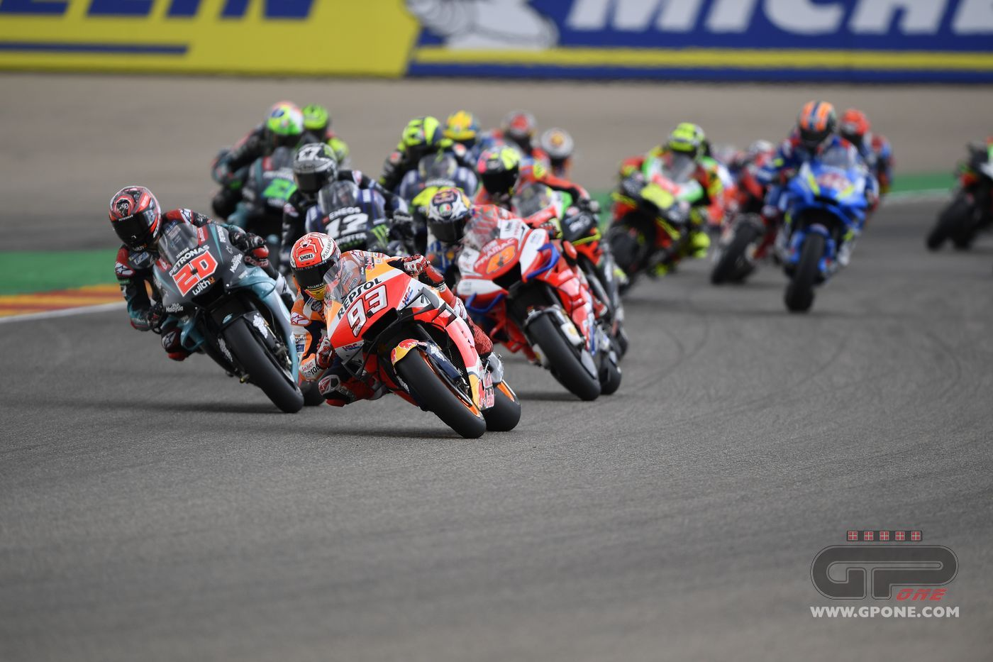 MotoGP, Aragon, the Good, the Bad, and the Ugly