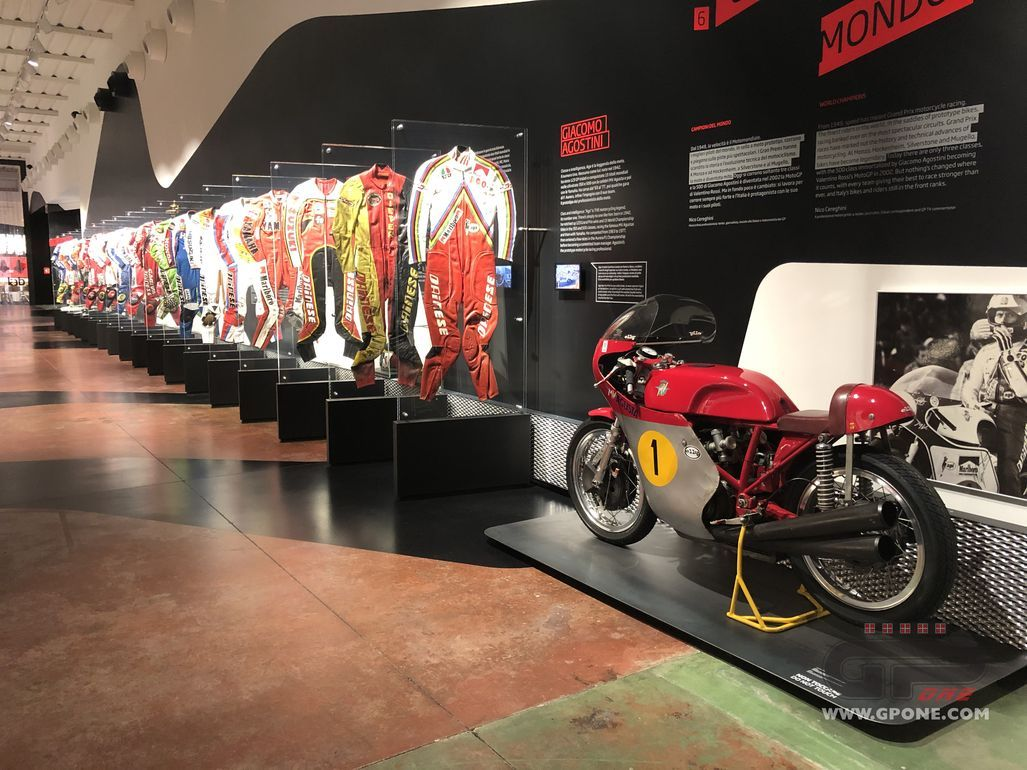 A journey through history with Dainese: the doors of the DAR open up