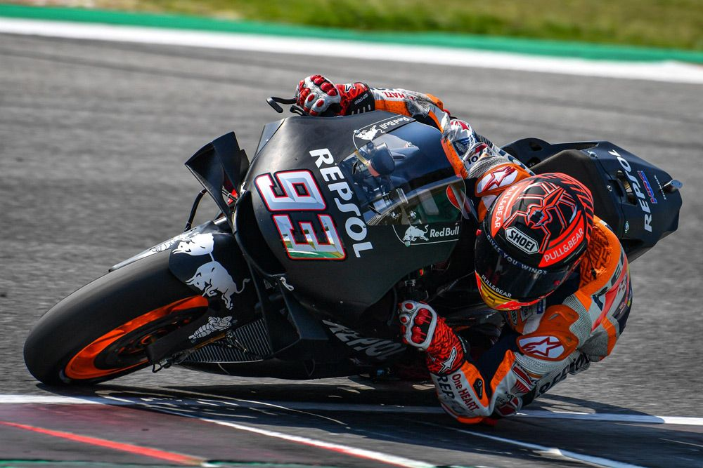 Motogp Marquez Already 2020 Creating A Honda In His Image And Likeness Gpone Com