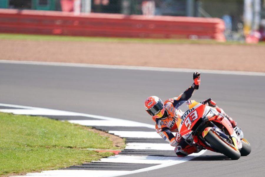 MotoGP, In the last 21 races: Marquez always on the podium