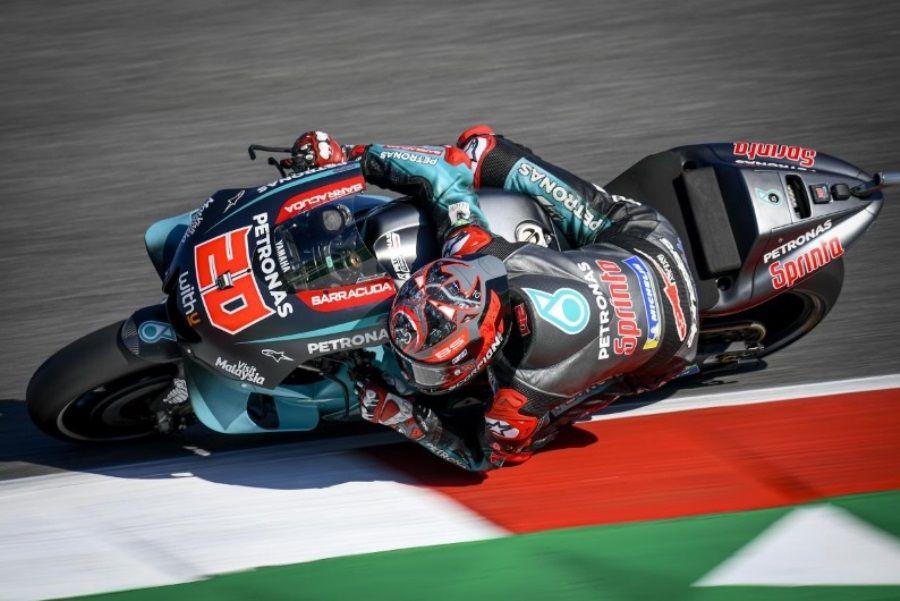 MotoGP, Quartararo and Yamaha sow panic in Misano, Rossi 7th