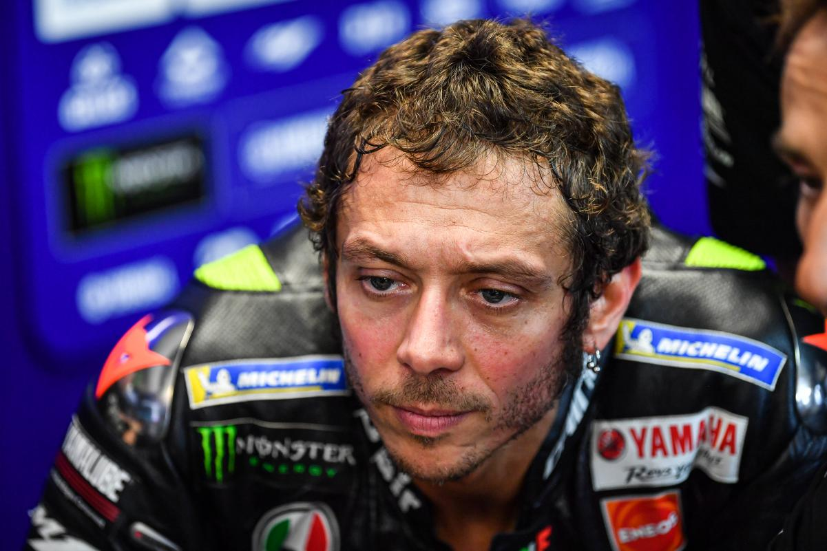 "MotoGP, Rossi: ""Aragon's a difficult track for me, but this year will"