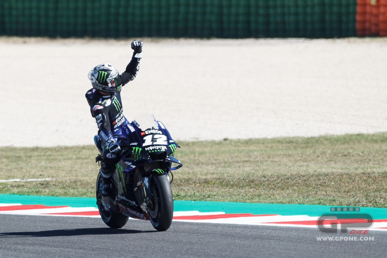 """MotoGP, Vinales: """"I revolutionized my riding style and I'm fast"""""""