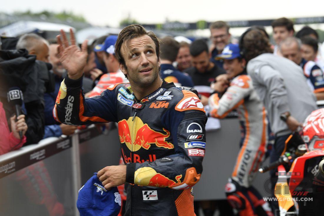 MotoGP, Zarc like Prost: two vetoed