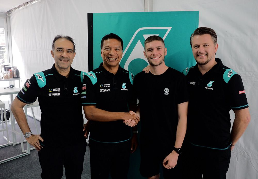 Moto2, Jake Dixon moves to Petronas in 2020