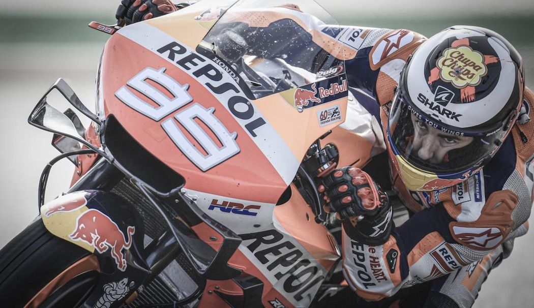 """MotoGP, Lorenzo: """"No one stays at the top forever. Rossi and I can"""