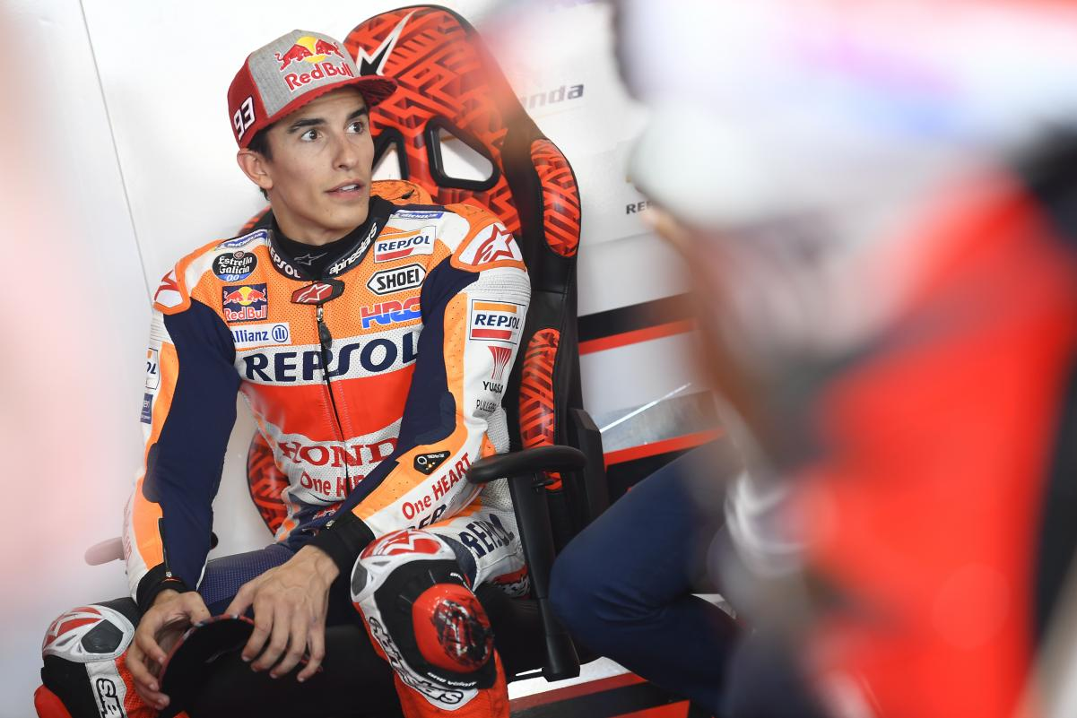 """MotoGP, A first match point for Marquez: """"I'll carry the energy of"""