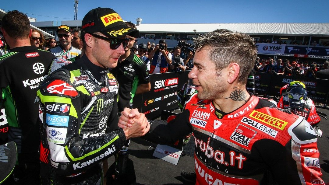SBK, Bautista vs Rea: the duel that never existed