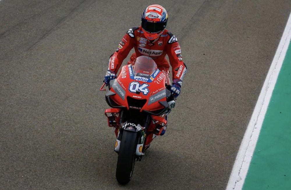 "MotoGP, Dovizioso: ""The Ducati GP20? I've already had to decide on"
